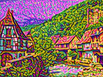 Style Transfer with Tensorflow